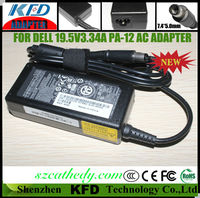 For Dell 19.5V3.34A PA-12 65W Laptop Accessory