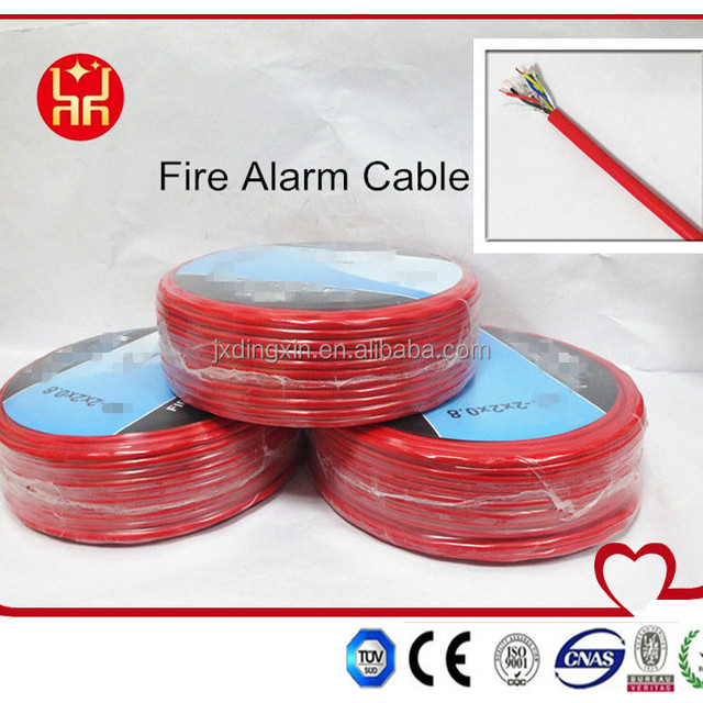 High Temperature Mica Fire Resistant Alarm Cable From China