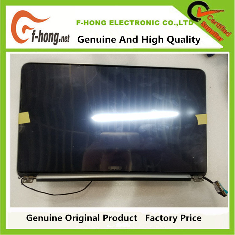 "13.3"" Laptop LCD Touch Screen With Back Cover LCD Assembly For Dell XPS 13 9333 DFTH4"