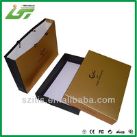oem custom product kraft paper bags for packing publisher company