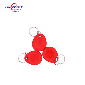 NFC Waterproof RFID High Frequency Keyfob for Access Control