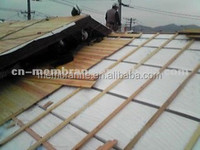 waterproof membrane for pitched slope roof