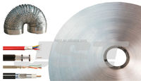 metalized pet film for Cable wrap and shield