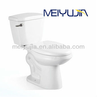 Foshan Ceramics cheap toilet Washdown two piece toilet india style toilet