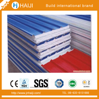 Cheapest polyurethane PU Sandwich Panel
