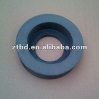 abrasive stone cup grinding wheel for glass chamfer grinding