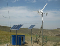 Wind And Solar Hybrid System 10KW 15KW 20KW For Home Use