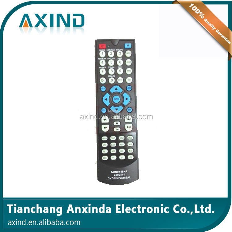 iHandy universal 2500 IN 1 DVD remote control