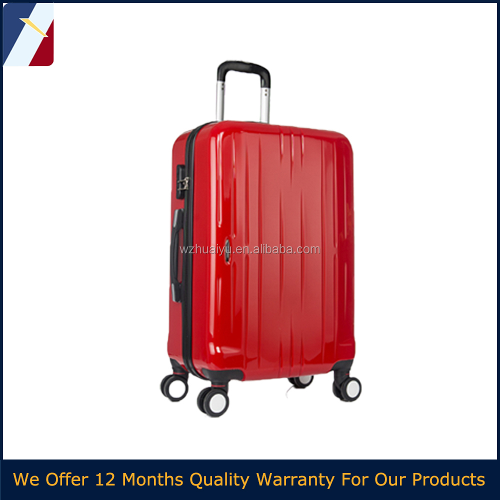 2015 PC trolley case / trolley luggage /PC travel luggage