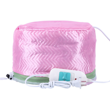 Electric Hair Thermal Treatment Beauty Hair SPA Steamer Nourishing Hair Care Cap