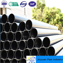 50mm to 630mm steel reinforced hdpe pipe manufacturer for water and gas transpotation
