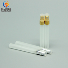 Customized size PP material plastic pen perfume bottle spray top