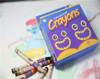 2017 popular color pencil crayon for kids