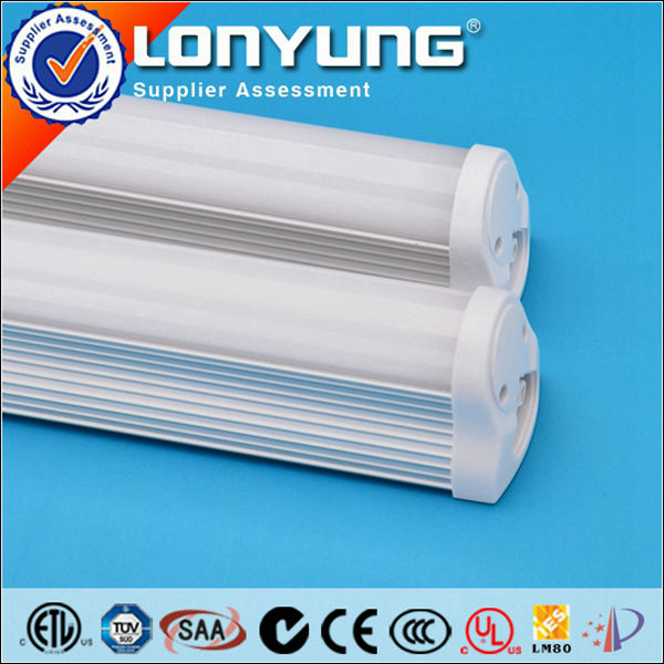 led t8 integrated tube lighting lux lamp 600mm 900mm 1200mm 1500mm 1800mm factory price