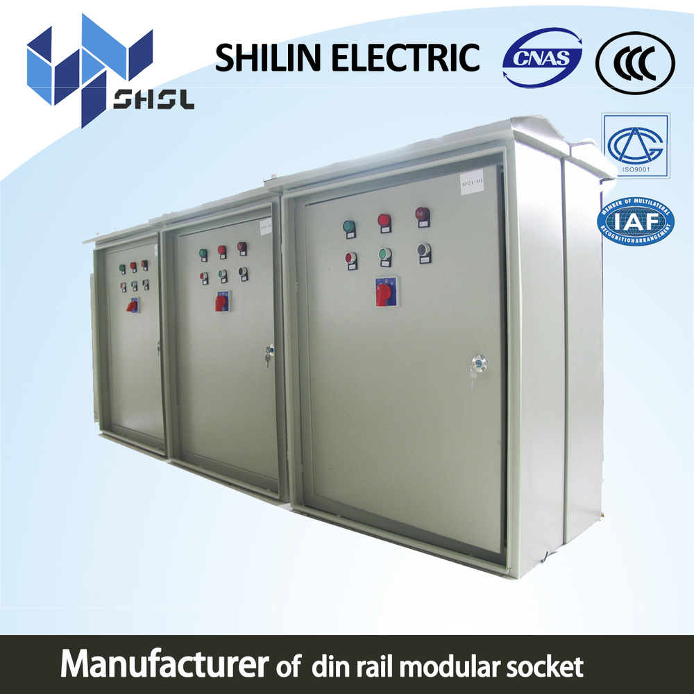 custom electric motor control panel
