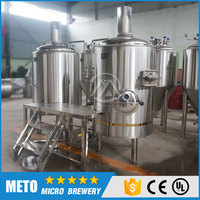Beer Equipment Stainless Steel Mash Tun