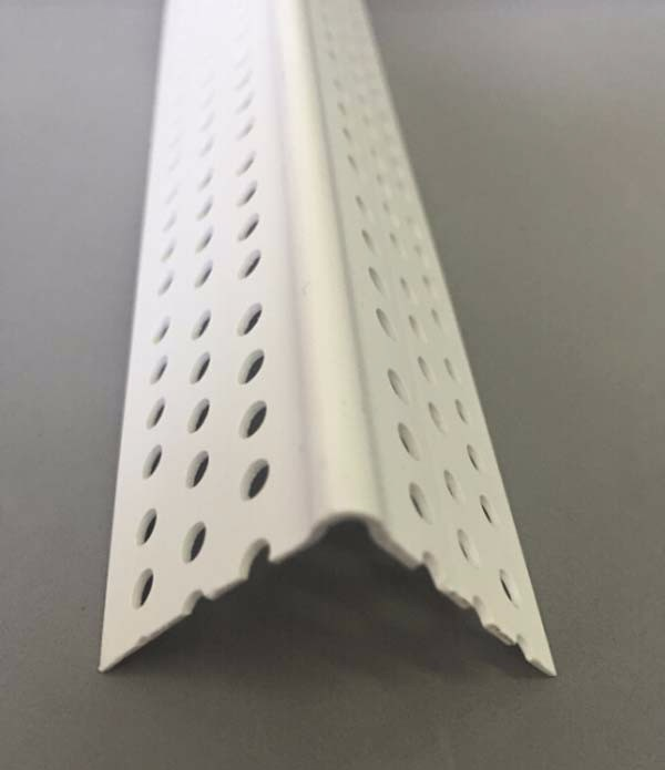 High Quality PVC Plastic Corner bead/PVC Corner bead/Perforated Angle Bead