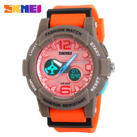 hand plastic manufacturer fashion watches ladies girls Sellers Multiple Time Zone