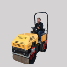 YG Factory hot sales 2017 hot style vibratory compactor vibro road roller