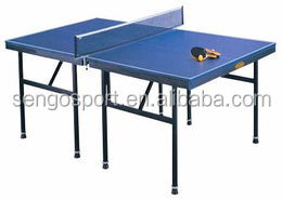 Multifunction mini table tennis table for club