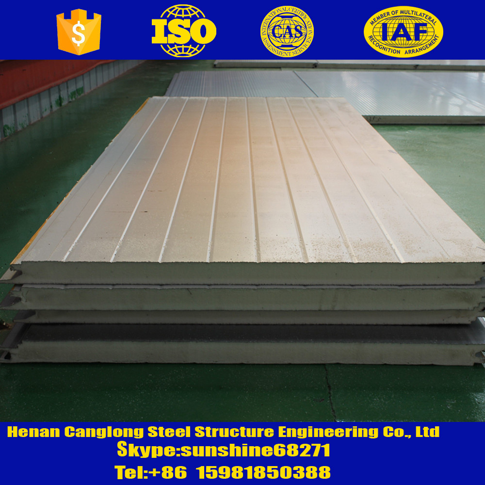 house main gate fiber glass wool corrugated metal roofing panels