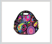 Wholesale Neoprene Lunch Box Bag Insulated Lunch bag cooler for Children