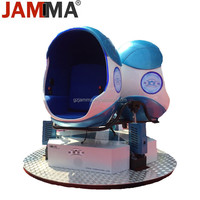 High quality 9D VR Amusement Park 9D Cinema 9d egg vr cinema factory arcade game machine with free hot movies