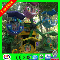 Alibaba 7 years' gold supplier ferris wheel seats for sale