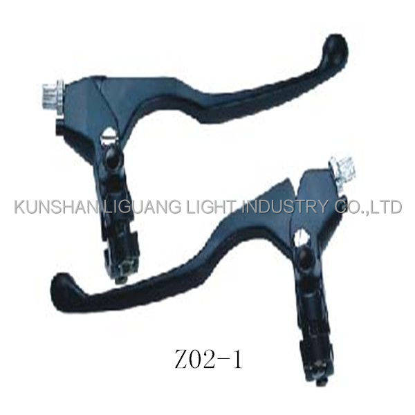 motorcycle handle brake lever