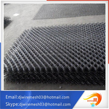Beautiful PVC Coated Grid Wire Mesh Fence Main Used For House Protection Fence
