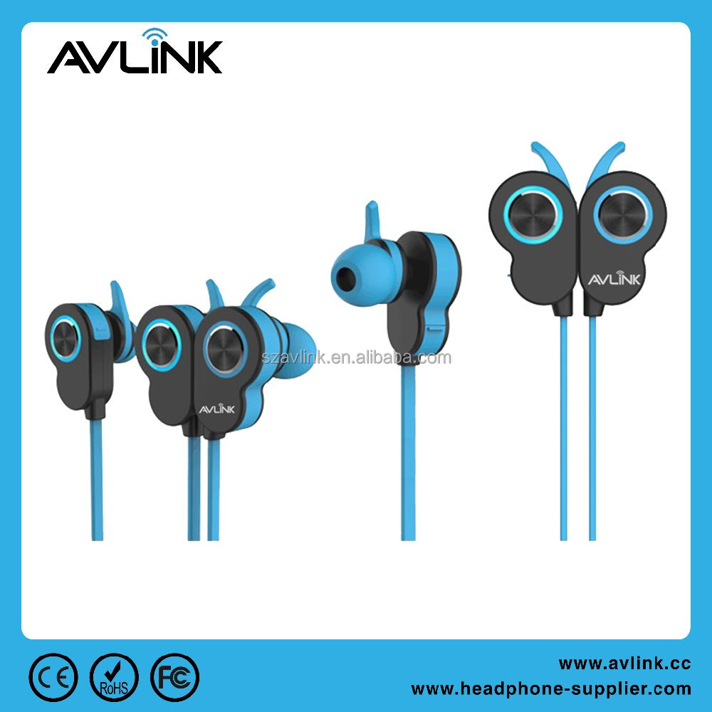 Butterfly Shape & Light-weight In-ear Bluetooth V4.1 earphone for jogging