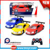 Import mobile toys kid toy fast speed rc toy sports car with ligth