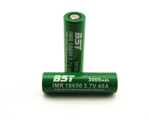 NEW landed! INR 18650 BSY 3000mah 3.7v lithium alkaline polymer battery BSY 18650 3000mah battery flat top