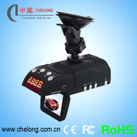 Factory Direct Safety Alerts Early Warning Car Radar Detector with Worldwide Band Detection
