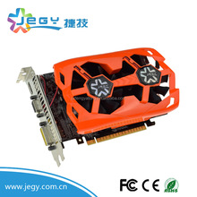 Manufacturer Real Nvidia Chipset VGA 2GB 128Bit DDR5 Graphic Card for Promotion GT640