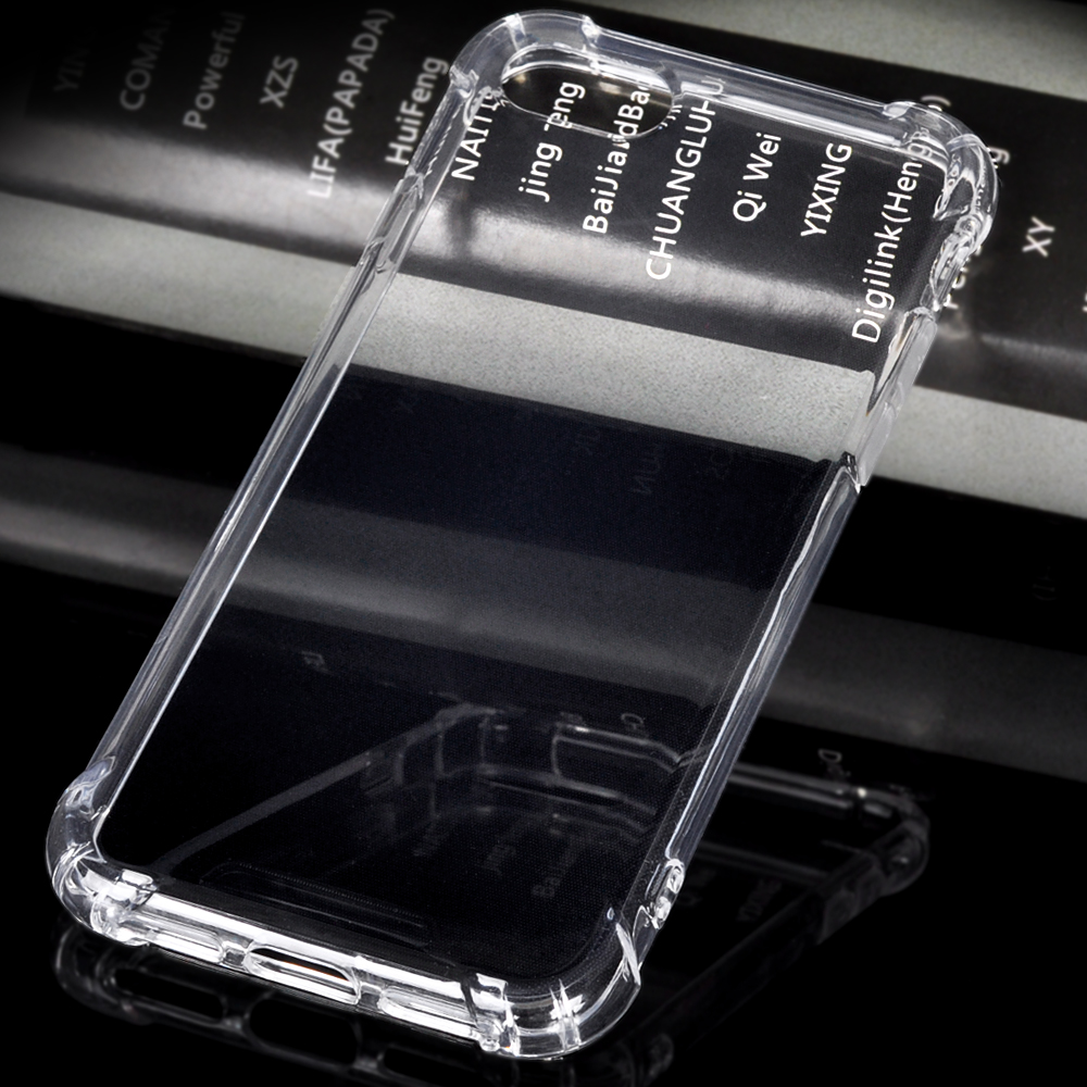 DFIFAN Phone Accessories Soft TPU Case for Apple iphone 8 case tpu, for iphone 8 case clear shockproof