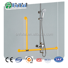 Customization Disabled Toilet Accessories Stainless Steel Bath Grab Bar
