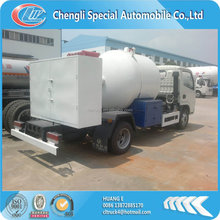 Dongfeng small 5m3 moible cooking gas refilling truck