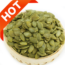 Raw Processing Organic Cultivation Type pumpkin kernels from China
