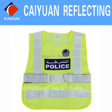 CY Mesh Safety Weight Vest Reflective Reflective Tape Red Safety Vest