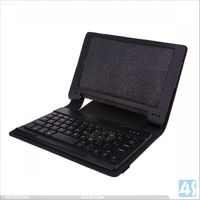 Wireless bluetooth keyboard leather flip case cover for lenovo yoga 8/b6000 tablet accessory
