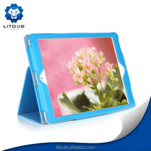 Hot selling Slim tablet leather case For iPad 2 cover