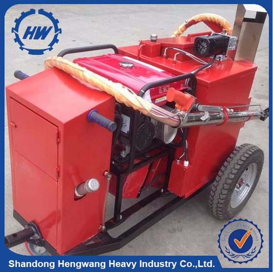 Asphalt crack filling equipment for road crack construction/ asphalt cracking sealing machine