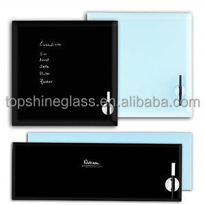 Popular office and school whiteboard, glass notice white board