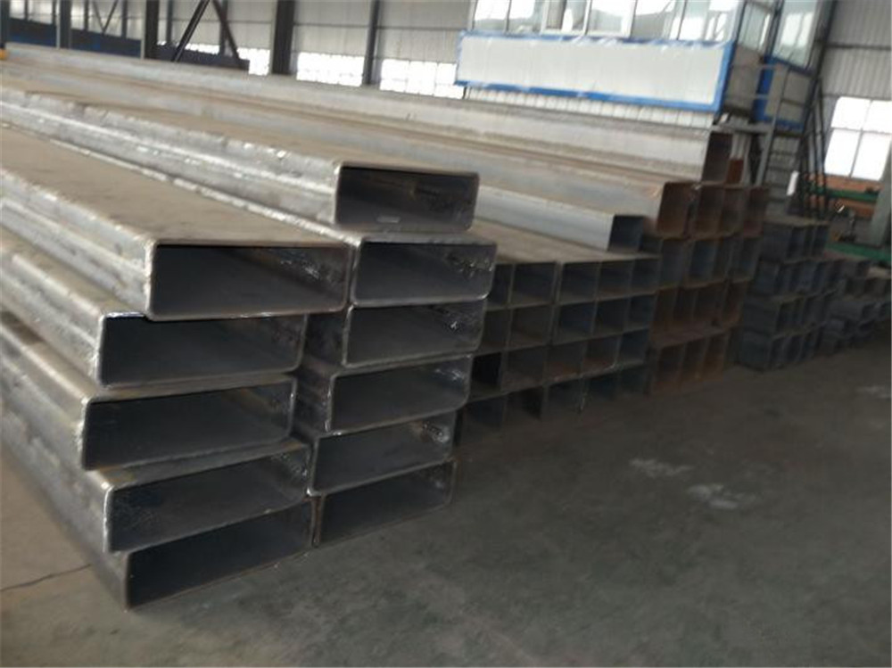 rectangle steel pipe tube