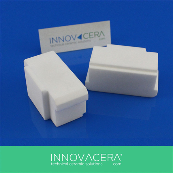 Electrical Resistance Machinable Glass Ceramic Parts / INNOVACERA