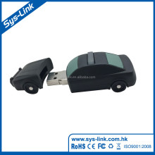 Good price of PVC car key usb flash drive