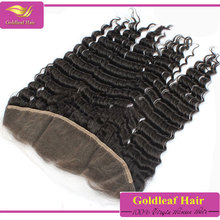 retailer needed high quality 100% virgin 13x4 malaysian deep wave lace frontals