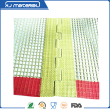 polyester teflon coated fabric cloth mesh
