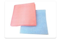 Natural color deep cleaning kitchen disposable dish cloth